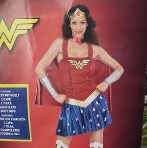 Rubin's Medium Justice League Wonder Woman Costume
